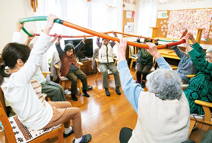 太鼓による「心身の活性化」と「身体機能向上」効果【2】