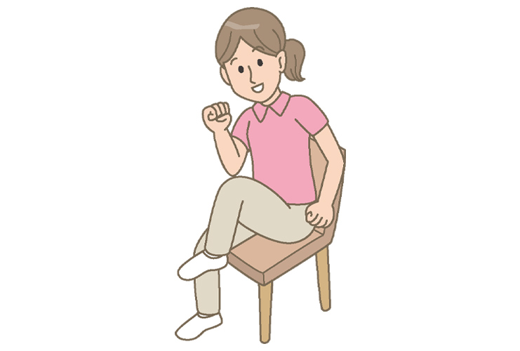 機能向上体操を効果的に行うための4つのポイント